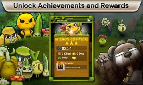 Plants War Game Android Free Download