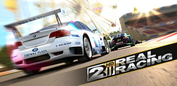 Real Racing 2 Game Android Free Downoad