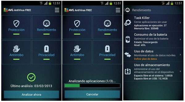 AVG AntiVirus App Android Free Download