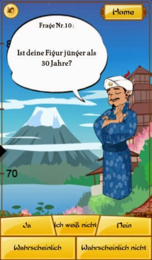 Akinator The Genie App Ios Free Download
