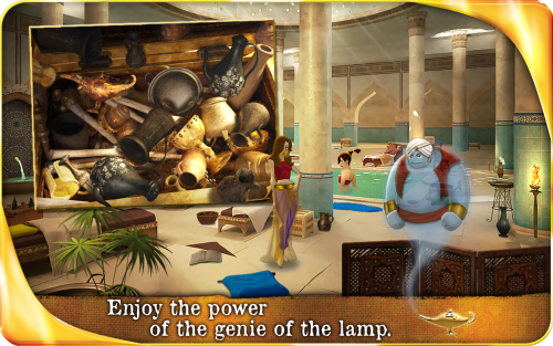 Aladin and the Enchanted Lamp Andriod Free Download