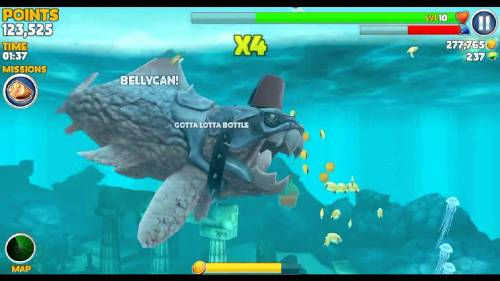 Hungry Shark Evolution Game IOS Free Download
