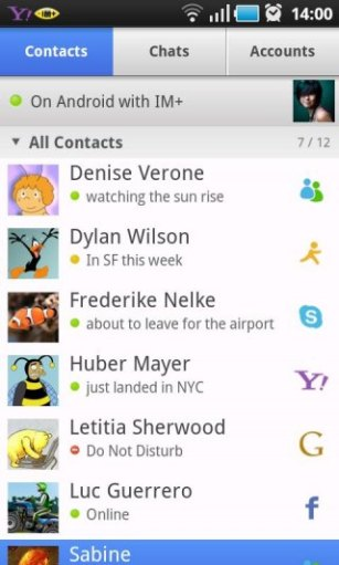 IM Pro App Android Free Download
