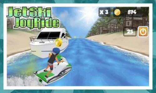 Jet Ski Joyride Game Android Free Download