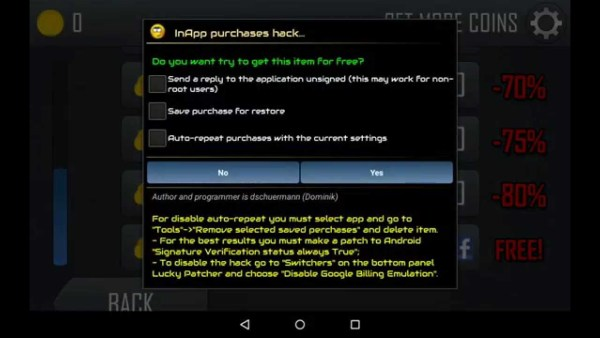 Lucky Patcher App Android Free Download