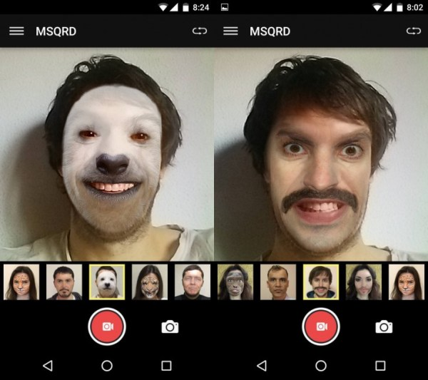 MSQRD App Android Free Download