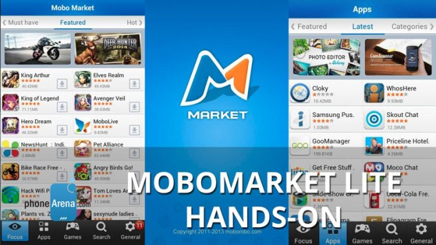 MoboMarket App Android Free Download