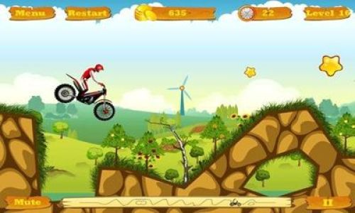 Moto Race Game IOS Free Download