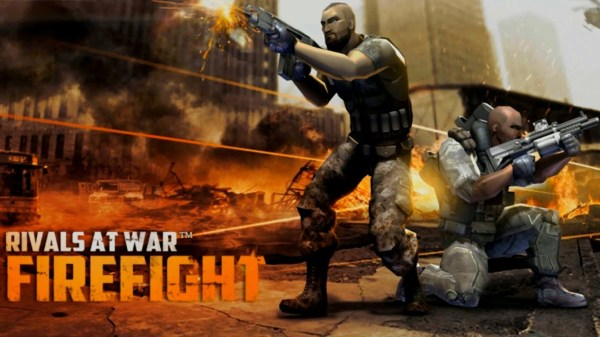 Rivals at War Game Android Free Download