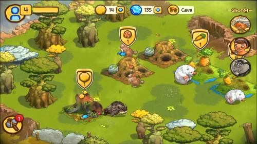 The Croods Game Android Free Download