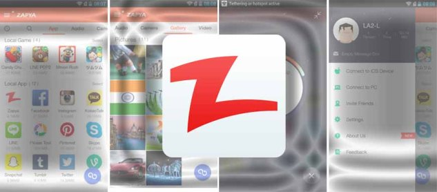 Zapya App Android Free Download