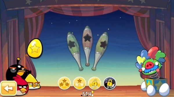 Angry Birds Seasons Abra Ca Bacon Game Android Free Download