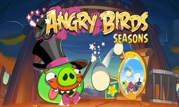 Angry Birds Seasons Abra Ca Bacon Game Ios Free Download