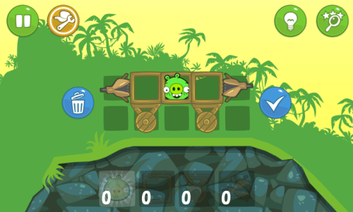 Bad Piggies 1.5.2 Game Android Free Download