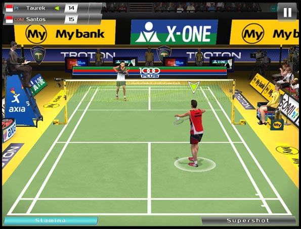 Badminton Jump Smash Game Ios Free Download