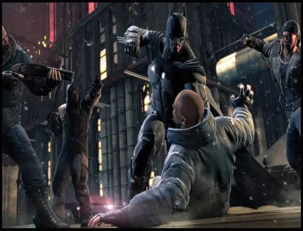 Batman Arkham Origins Game Ios Free Download