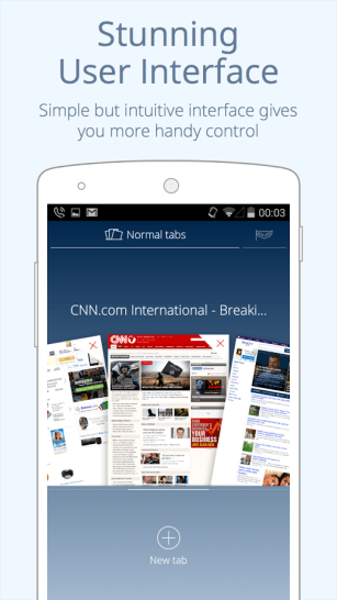 CM Browser Fast And Secure App Android Free Download