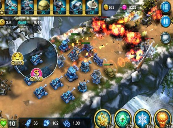 CrazyLegion Ios Game Free Download