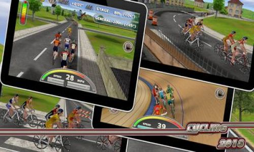 Cycling 2013 Game Android Free Download