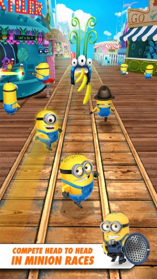 Despicable Me Minion Mania Ios Game Free Download