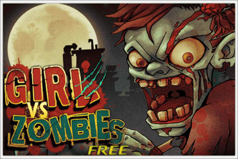 Girl vs Zombies Game Ios Free Download