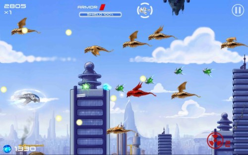 Jets Aliens Missiles Demo Game Android Free Download