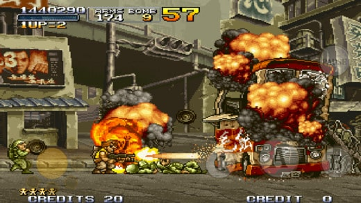 Metal Slug X Game Ios Free Download