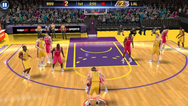 NBA 2K14 Game Ios Free Download