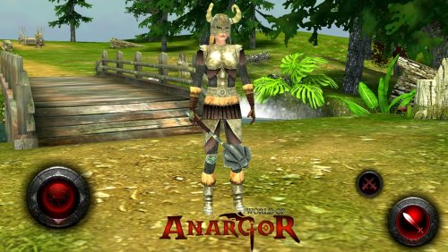World of Anargor Game Android Free Download