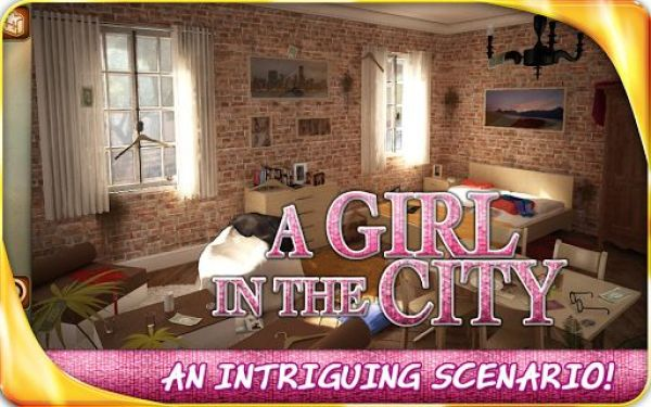 A Girl in The City HD Game Android Free Download