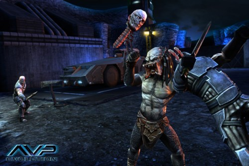 AVP Evolution Game Android Free Download