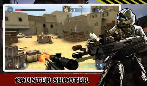 Counter Strike 3D Game Android Free Download