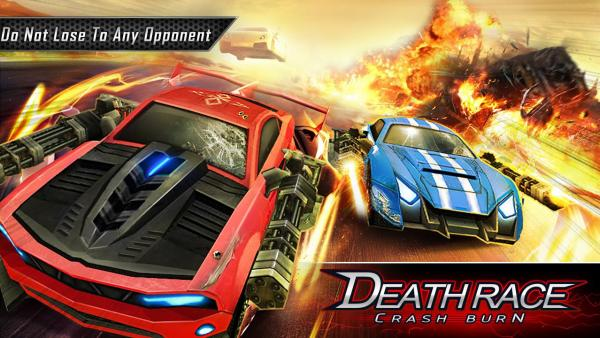 Crash And Burn Racing Game Android Free Download