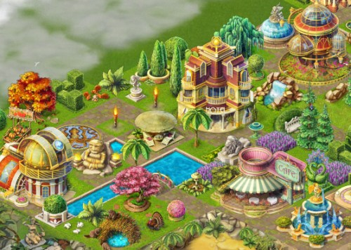 Ice Age Village Game Android Free Download