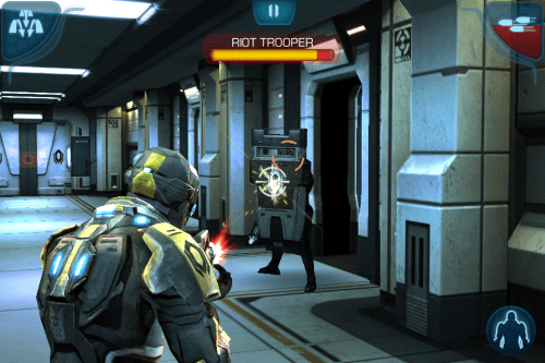 Mass Effect Infiltrator Game Android Free Download