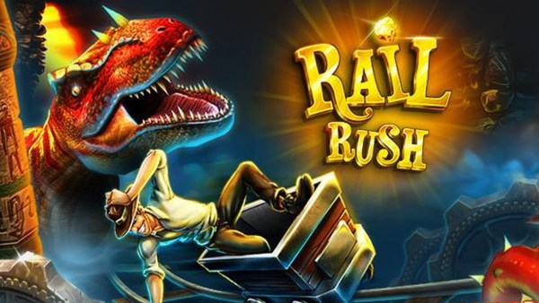 Rail Rush Game IOS Free Download