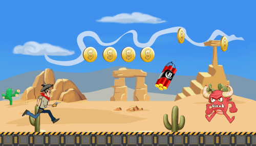 Shoot Angry Monsters Game Android Free Download