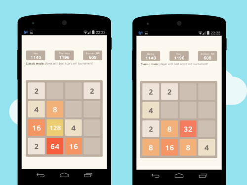 2048 Number puzzle Game Android Free Download
