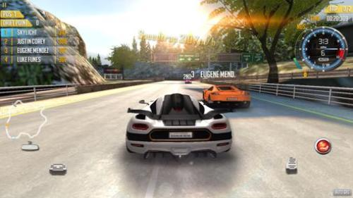 Adrenaline Racing Hypercars Game Android Free Download