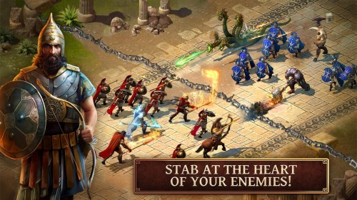 Age of Sparta Game Android Free Download