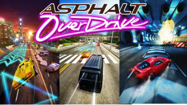 Asphalt Overdrive Game Ios Free Download