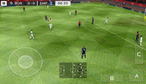 First Touch Soccer 2015 Game Android Free Download