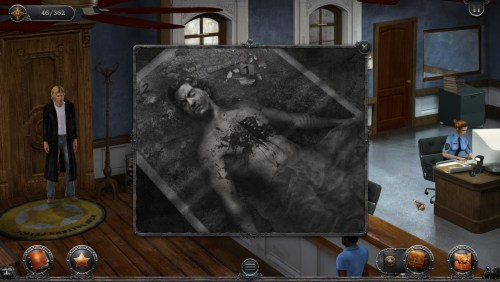 Gabriel Knight Sins of Fathers Game Android Free Download