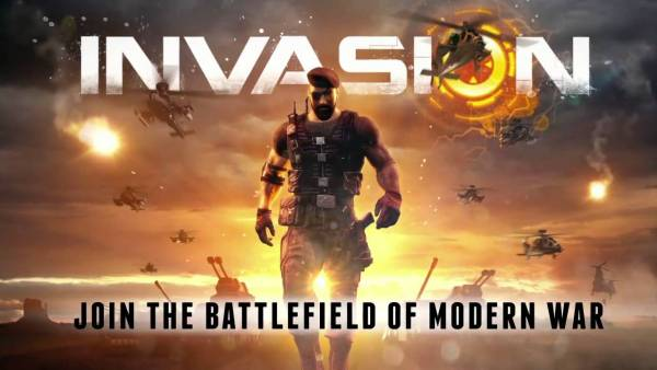 Invasion Online War Game android Free Download