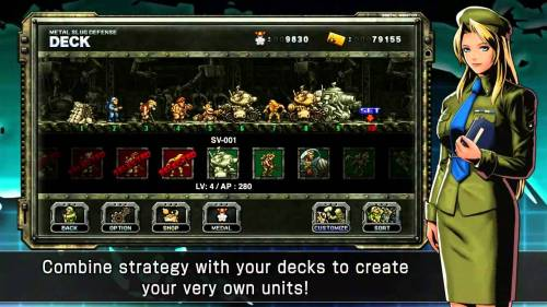 METAL SLUG DEFENSE Game Ios Free Download