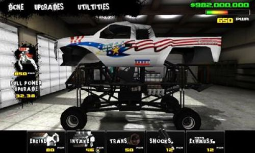 Monster Truck Destruction Game Android Free Download