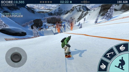 Snowboard Party Game Android Free Download