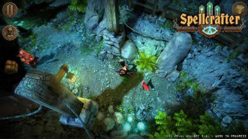 Spellcrafter Game Android Free Download