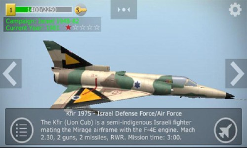 Strike Fighters Game Android Free Download