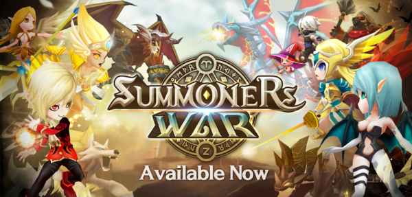 Summoners War Sky Arena Game Android Free Download